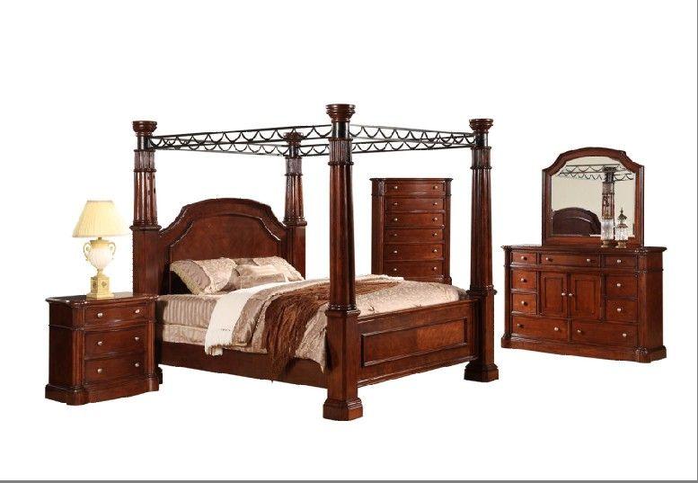 antiques furniture | Antique Bedroom Set Furniture (HDB004) - China Home Furniture,Antique ...