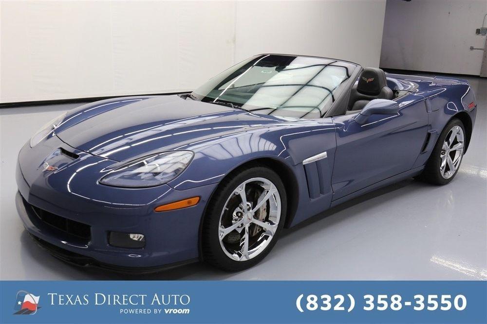 For Sale 2012 Chevrolet Corvette Z16 Grand Sport w/3LT
