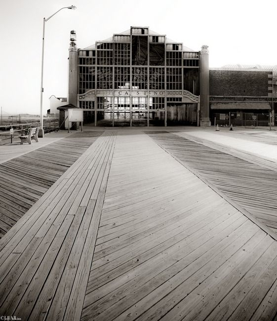 Asbury Park Boardwalk. Mom & Dad Honeymooned Here In 1943