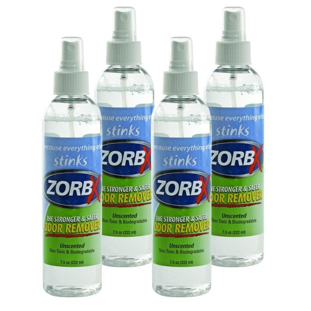 7.5 oz. Unscented Odor Remover (4Pack) Odor remover