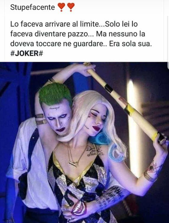 10 Idee Su Harley E Joker Citazioni Sull Amore Citazioni Casuali Frasi D Amore