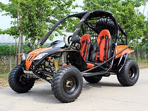 High Quality Powerful VENOM X200cc GO KART - Fully Automatic W