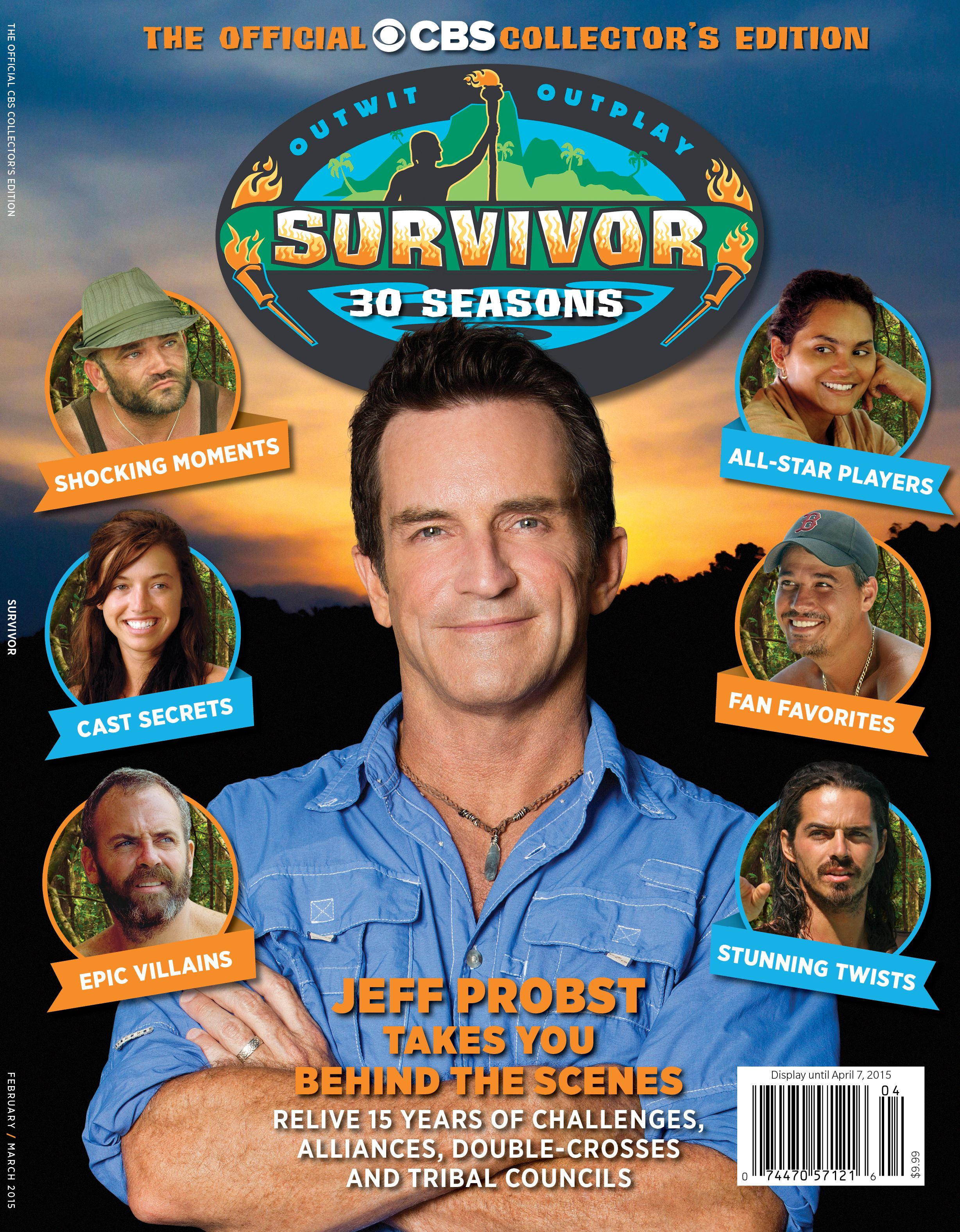 Image result for charlie parsons survivor