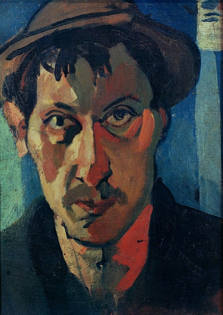 Image result for anré derain autoportrait