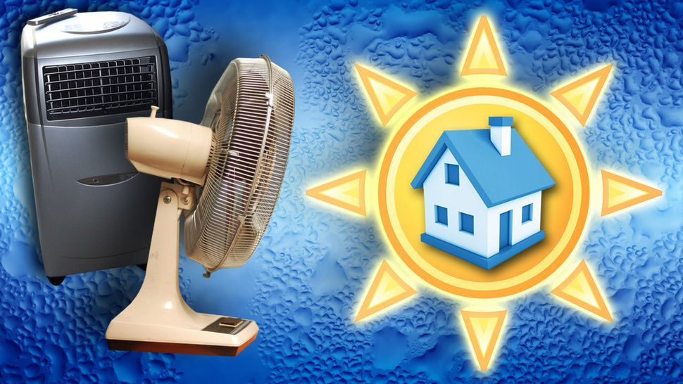 No Central Ac No Problem Six Ways To Keep Your Home Cool All