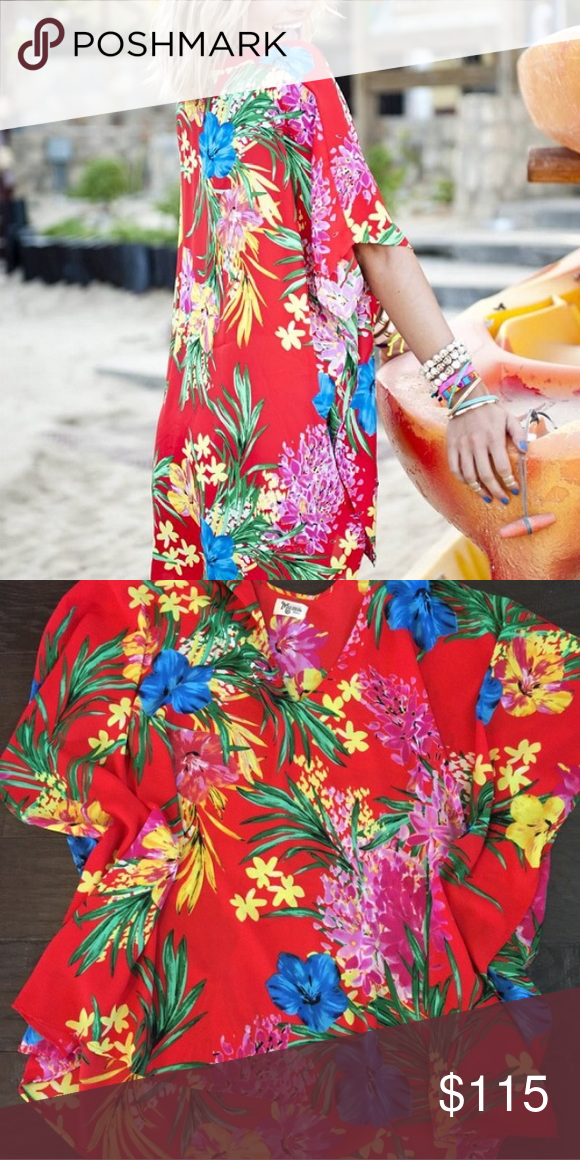 3784b5e4787c Show Me Your Mumu Peta - Tropical Tango New without tags!! Love this, just  don't think it's really my style.. No trades, please :) Show Me Your MuMu  Tops