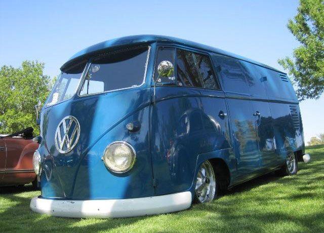 1959 Vw Double Door Panel Bus Vw Van Vw Bus Camper Vw Bus