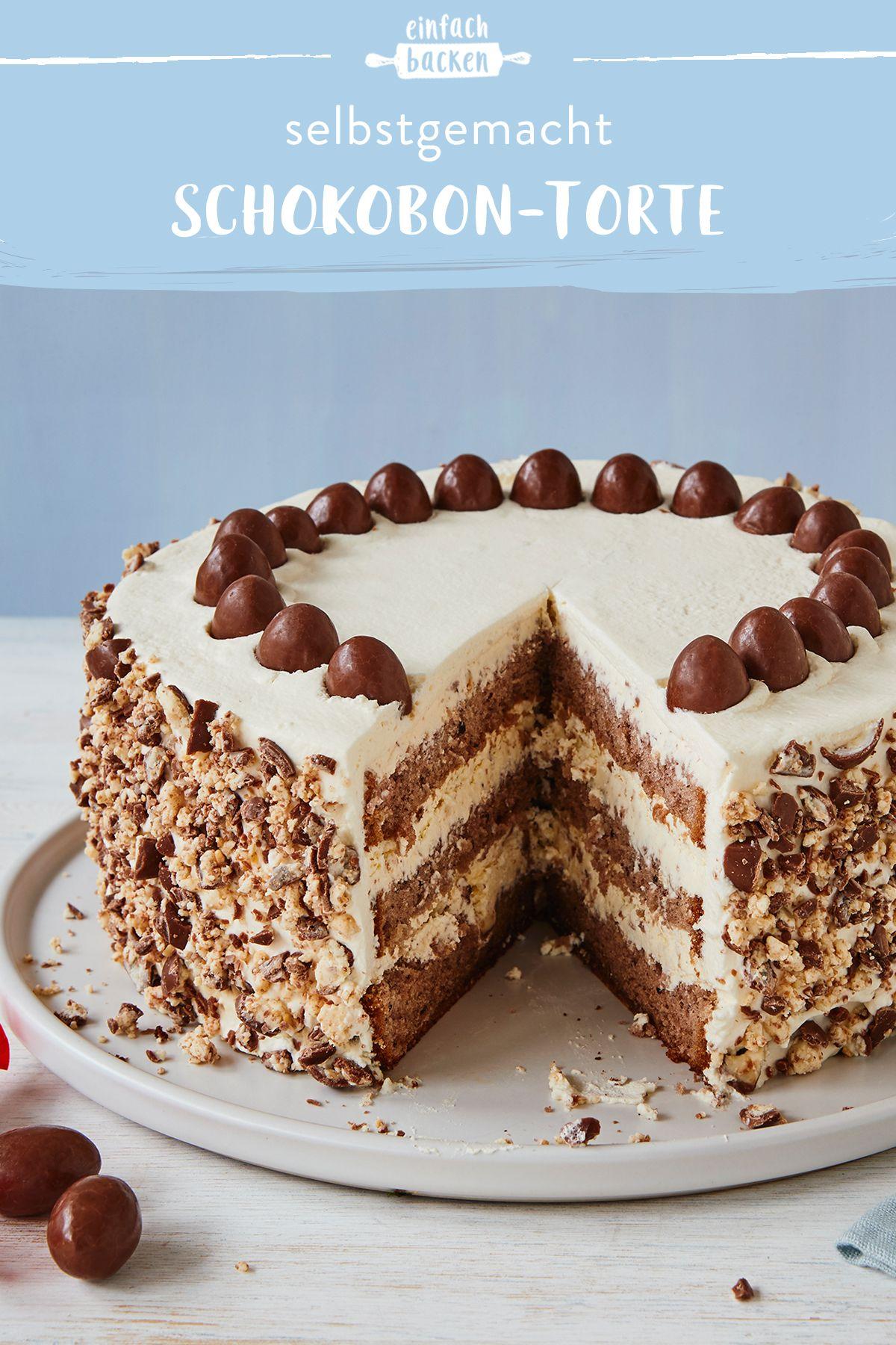Pin Auf Torten Rezepte Die Schonsten Leckersten Torten