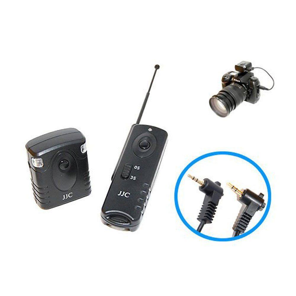 Amazon.com : JJC JM-C Wireless Shutter Release For Canon EOS G1X MARK II 70D 100D 700D 60Da 650D 600D Rebel SL1 T5i T4i T3i T3 Kiss X7i X6 X5 Powershot G16 G1 X G12 Replaces Canon RS-60E3 : Camera & Photo