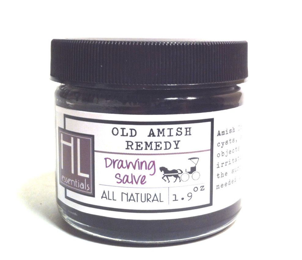 It's just an image of Sassy Drawing Salve Acne