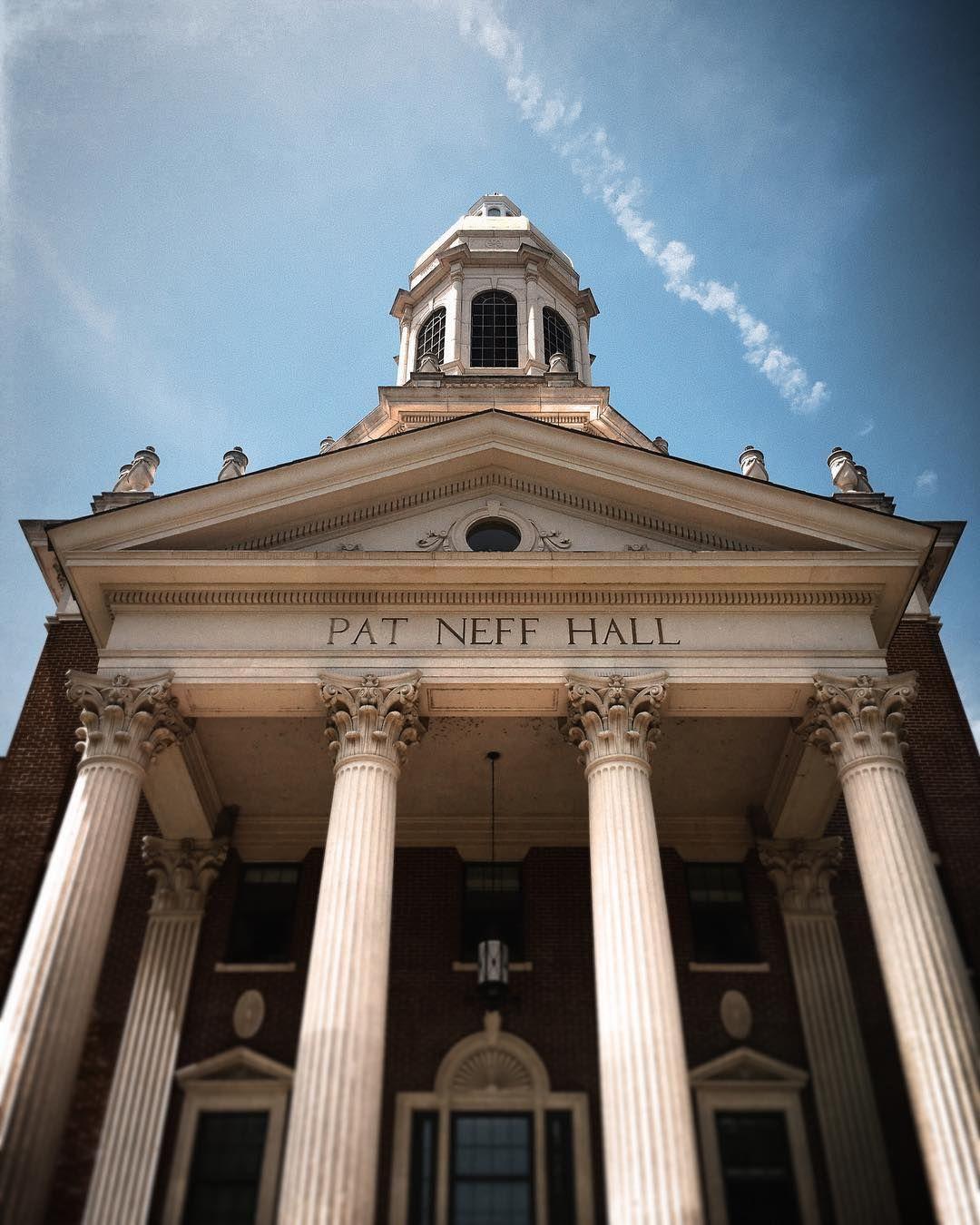 Pat Neff Hall Baylor University Baylor Baylor Campus
