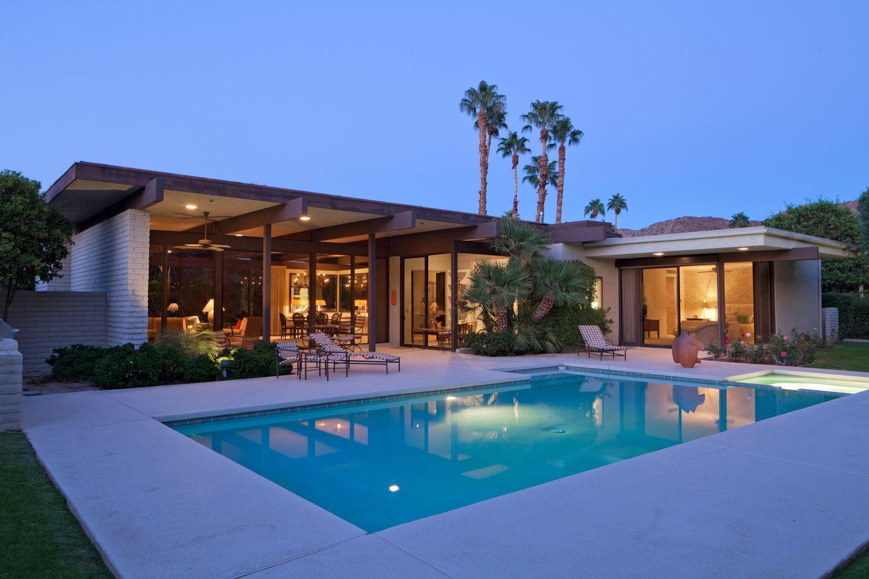 46620 Eldorado Cc Indian Wells Ca Casas Arquitetura Casa Terrea