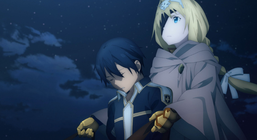 Sword Art Online Alicization War of Underworld Episode