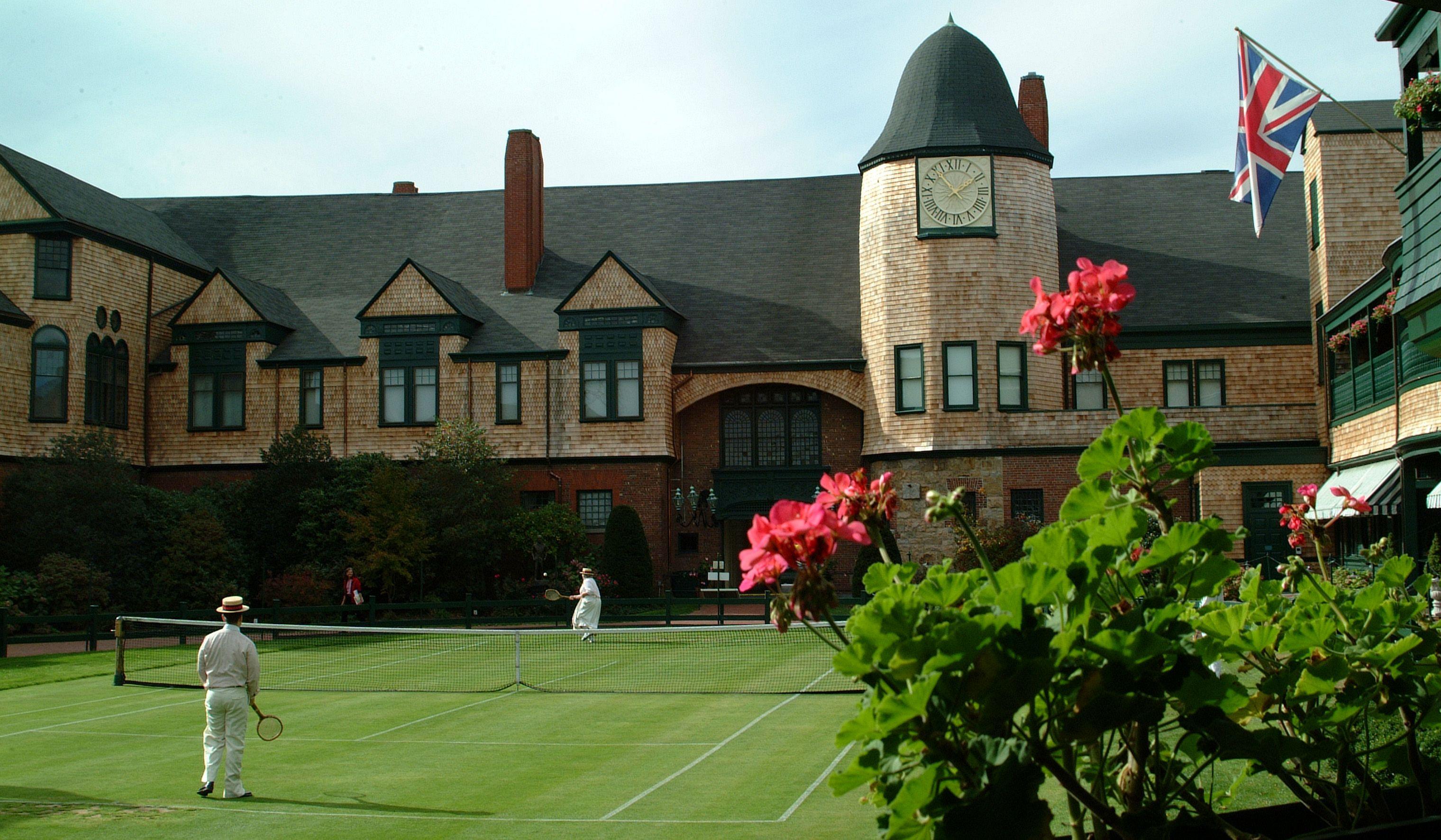 International tennis hall of fame newport rhode island