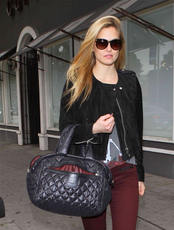 54ab5f0829d3 100 Celebs and Their Favorite Chanel Bags