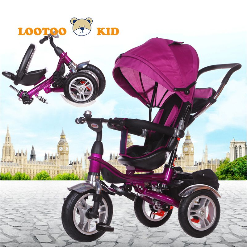1532d086a26 China wholesale cheap price 3 wheeler online cycle for kid / baby ...