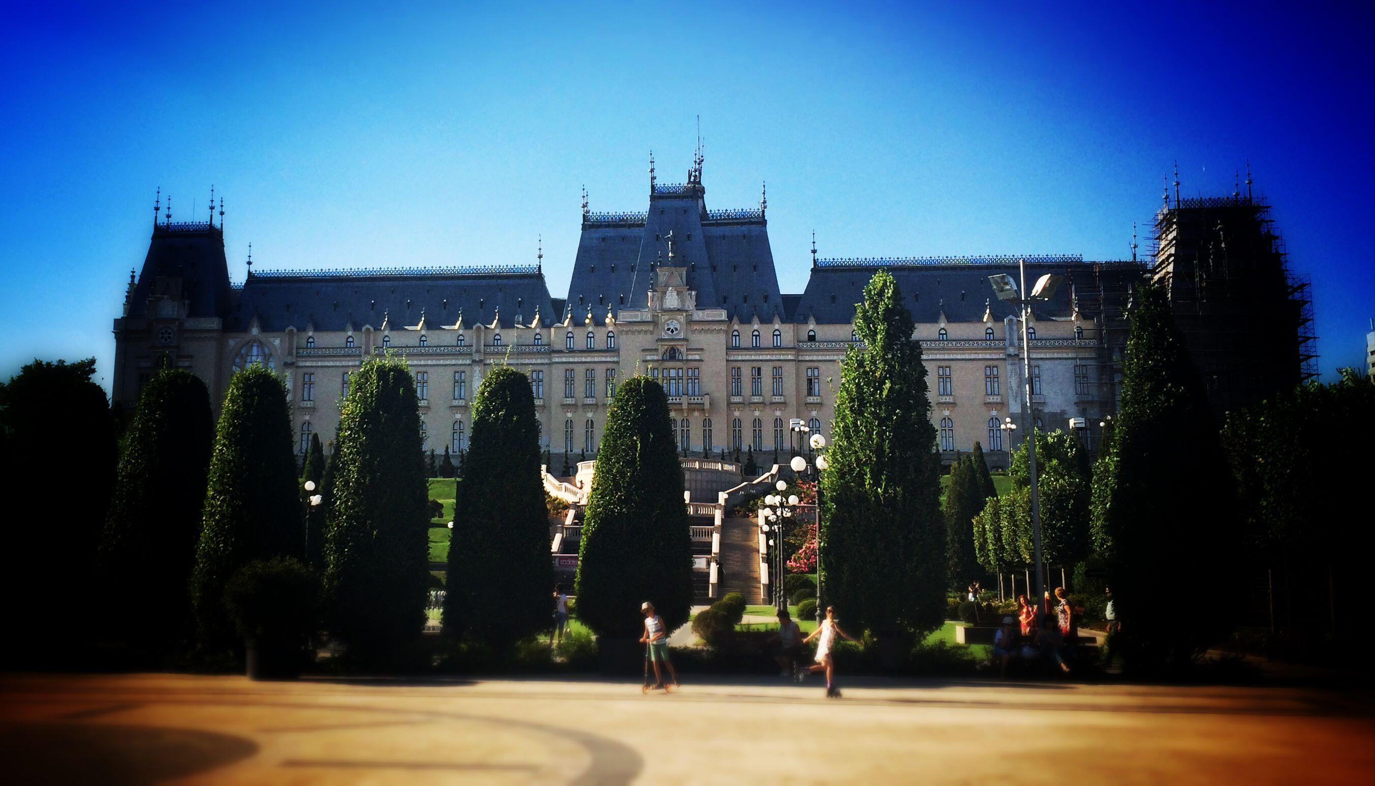 Palace of Culture #iasi #romania #culture