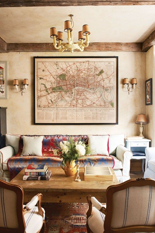 Keith McNally Balthazar Real Homes Interiors