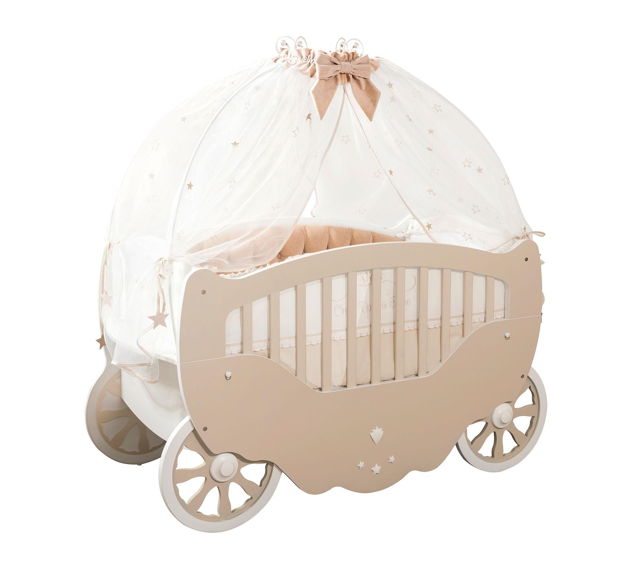 A Fairy Baby Crib