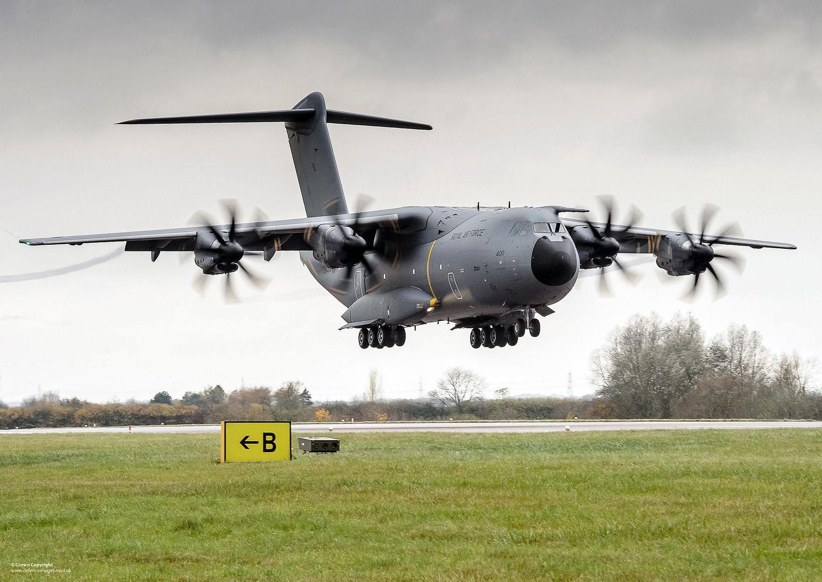 RAF A400M Atlas Aircraft Aircraft, Royal air force, Airbus