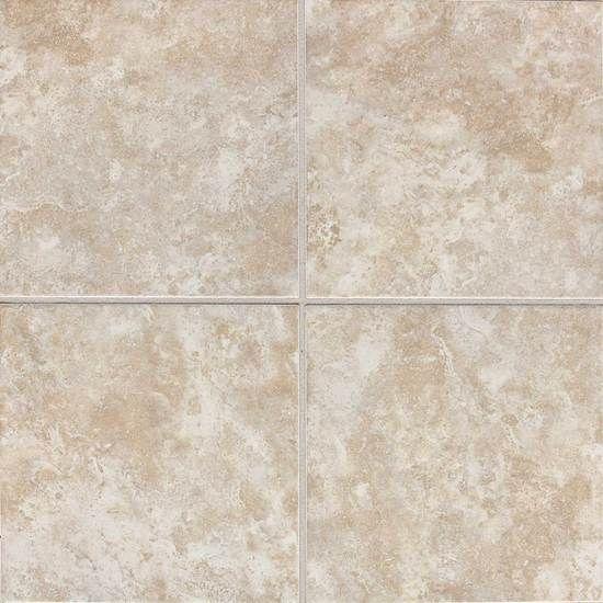 American Olean Bellaire Earth Beige Ceramic Floor Tile - American olean bellaire earth beige ceramic floor tile
