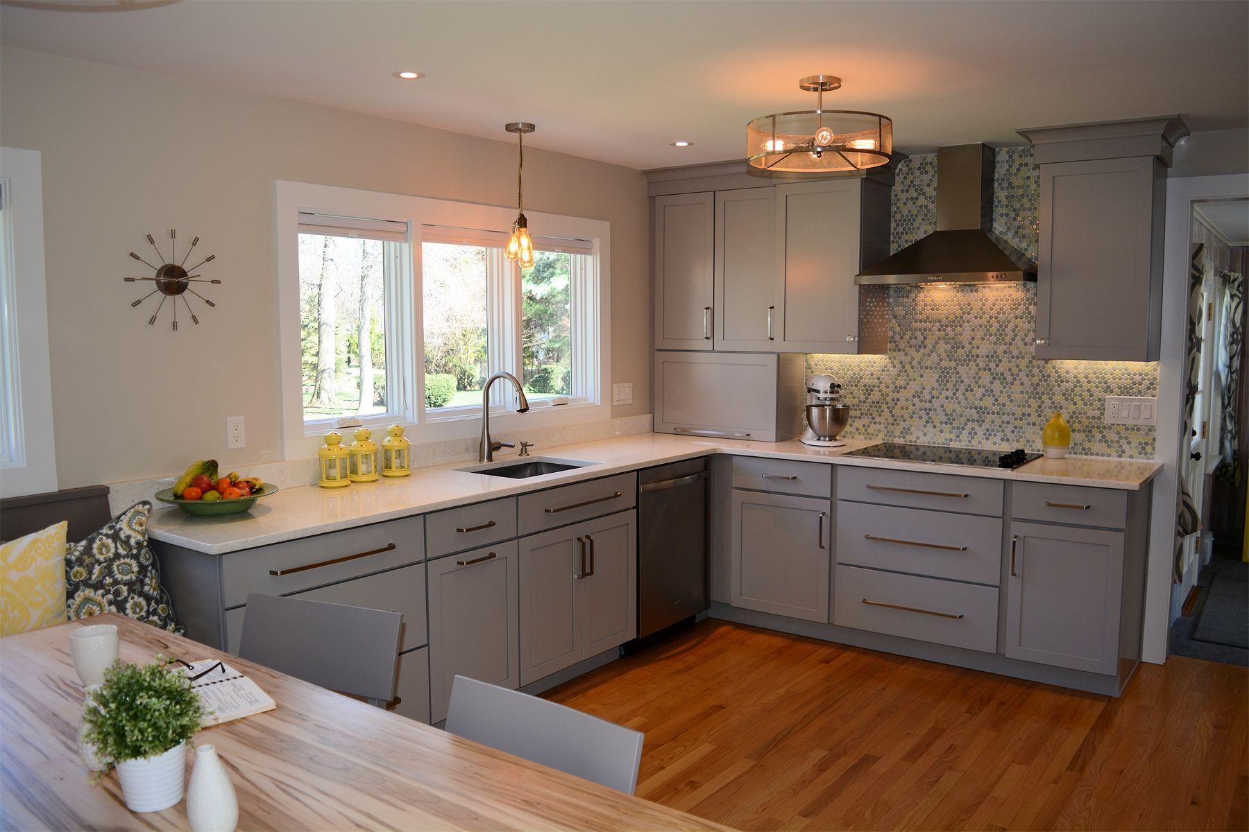Kitchen Renovation   Kitchen renovation, Modern kitchen ...