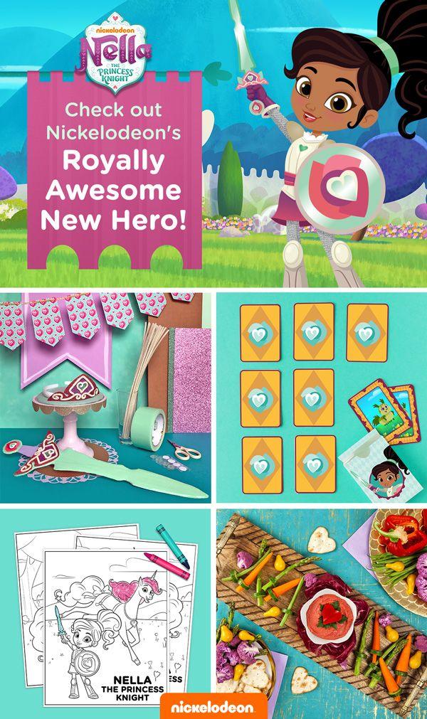 73764f385 Meet Nella the Princess Knight!