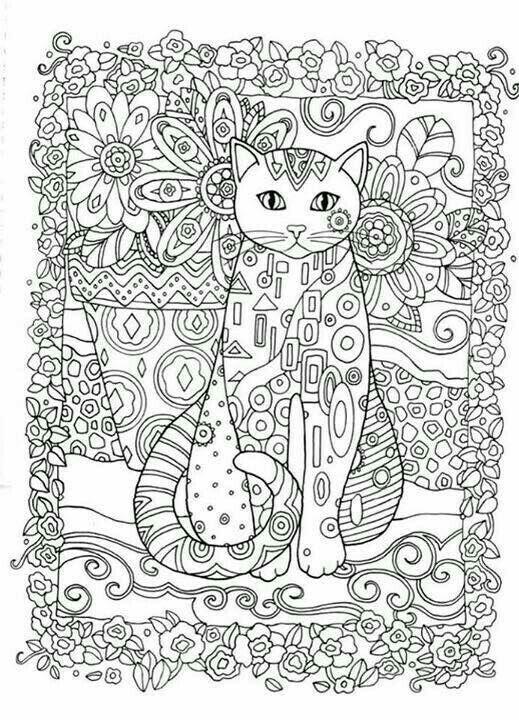 Pin de Jessica Shortt en radom coloring pages | Pinterest | Pintar