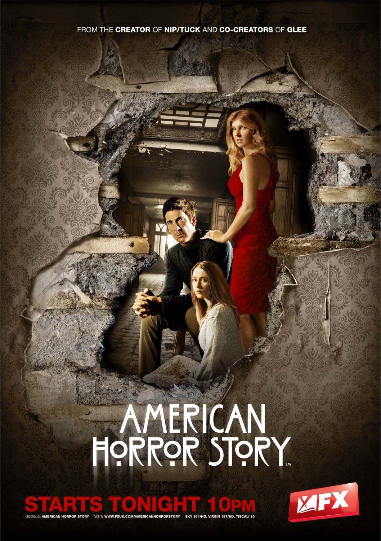 Television Review American Horror Story Met Afbeeldingen Hoeden