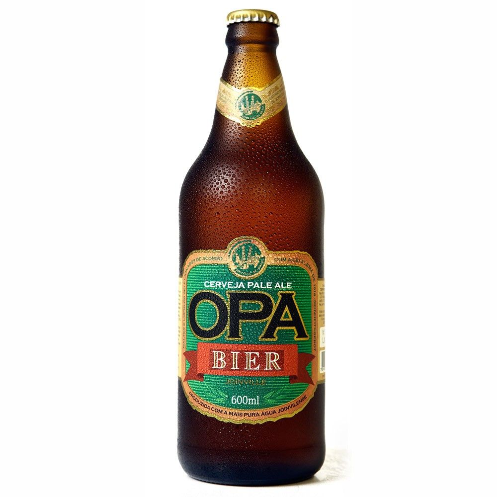 Cerveja Opa Bier Pale Ale 600ml