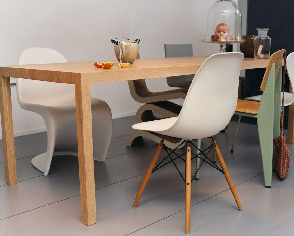 Bilder: Panton Chair: Möbel für Zuhause: Vitra.com | Stühle ...