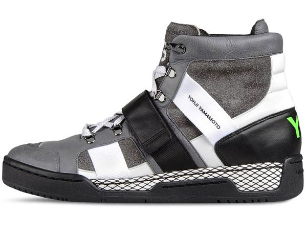 say whuuuuu?    Y-3 Sneaker Fall/Winter 2013 Collection