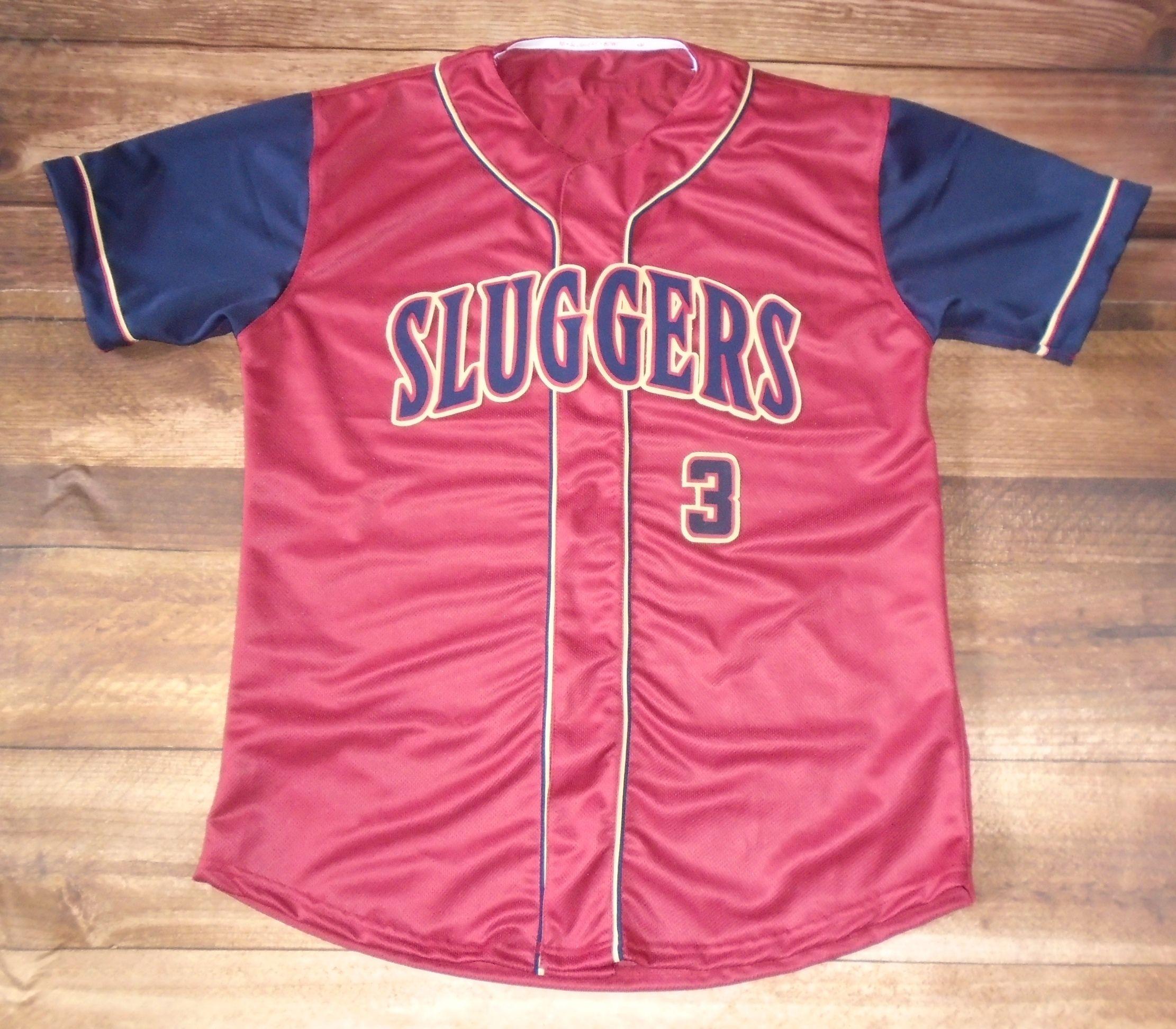 Herriman Sluggers Baseball Custom Jersey Created At Universal Athletic Salt Lake City Create Your Own Custom Uniforms At In 2020 Custom Uniform Custom Jerseys Jersey