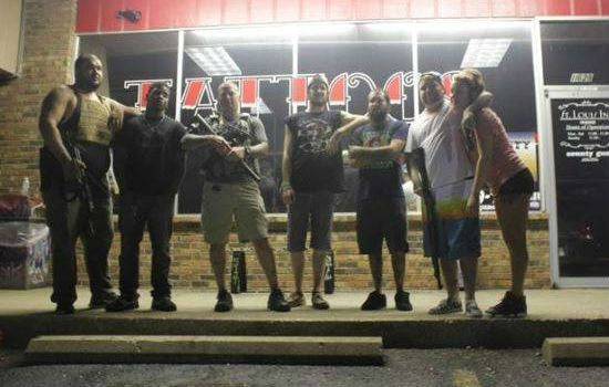 Awesome See What Happens When Armed Business Owners Stand Guard