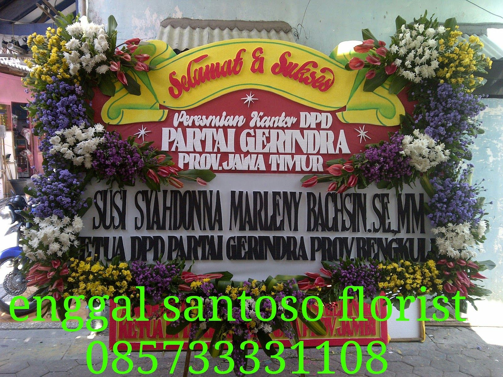 Karangan Bunga Peresmian Kantor Toko Rangkaian Karangan Bunga Online Surabaya 085733331108 Karangan Bunga Karangan Bunga
