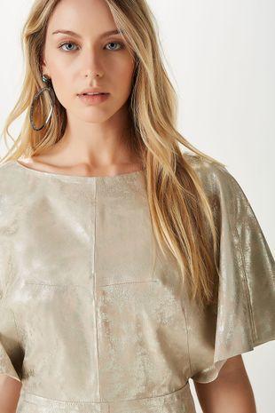 Branco em Feminino Vestido – Off Premium