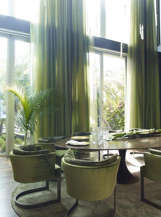 Rideaux ou stores pour une fen tre atypique rideau baie Rideaux baie vitree moderne