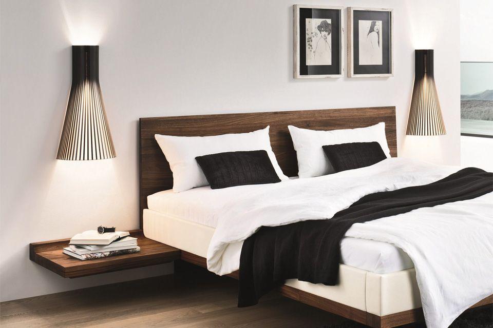 Ocho estilos para tu mesa de luz Veladores, Mesa de luz y Moderno - recamaras de madera modernas