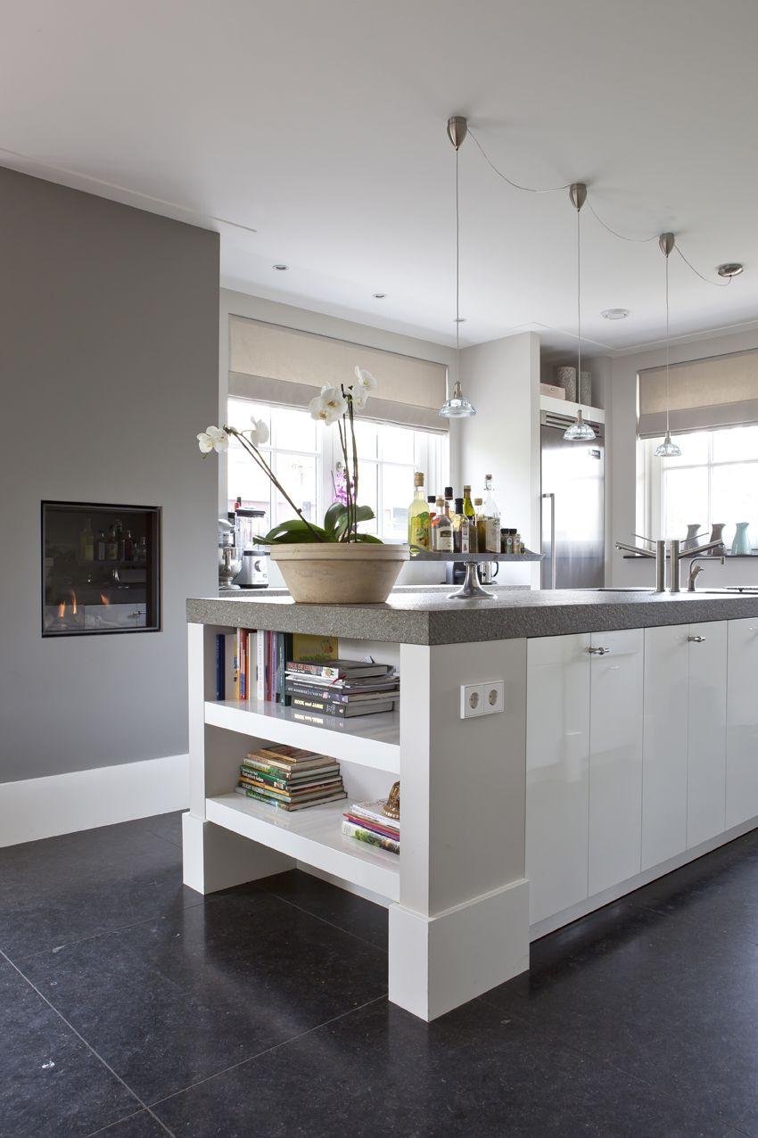 Keuken stijlvol wonen ginterieur interieur for Design eetkamers