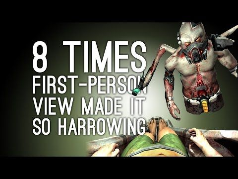 8 Times First-Person Perspective Made It Ultra Harrowing - YouTube
