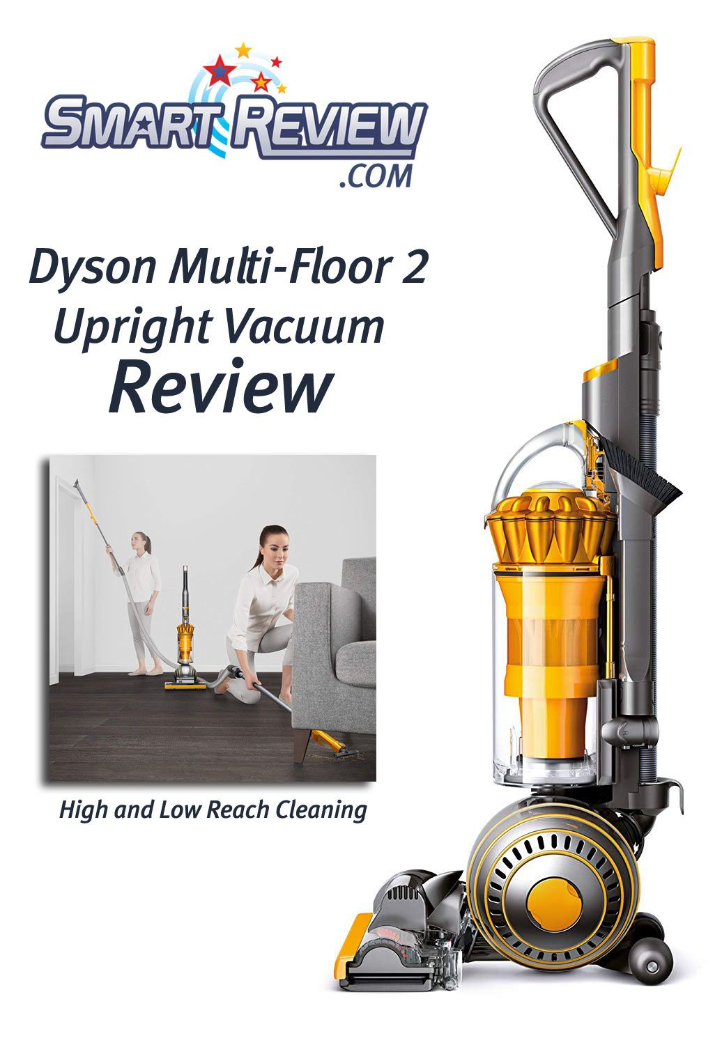 Dyson Ball Multi Floor 2 Upright Vacuum Reviews Upright