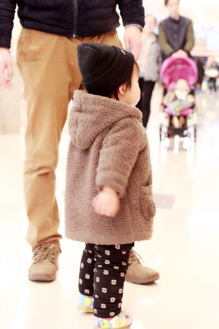 16 month little girl(^-^)