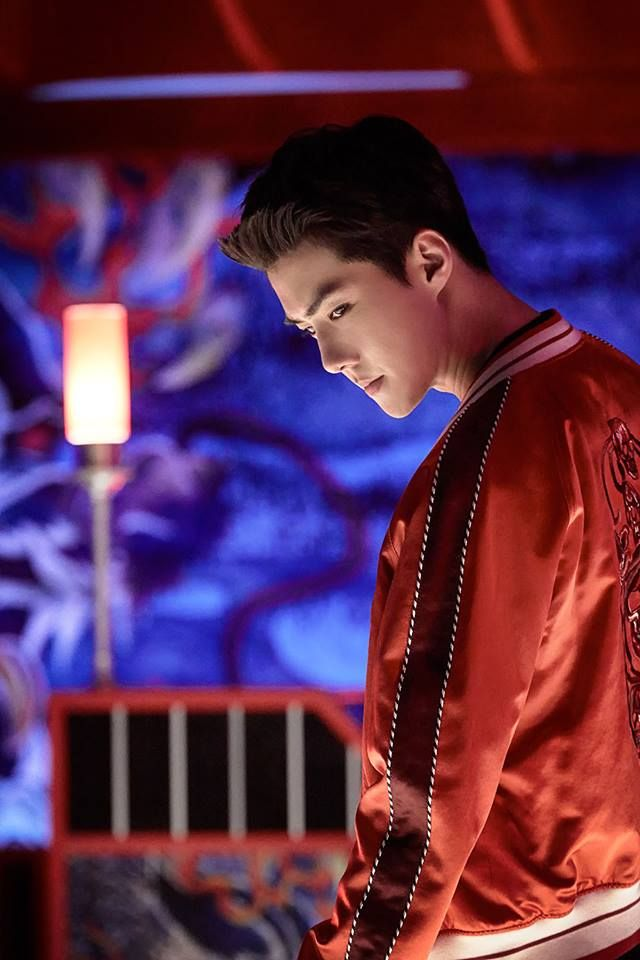 EXO's ad_ Sehun