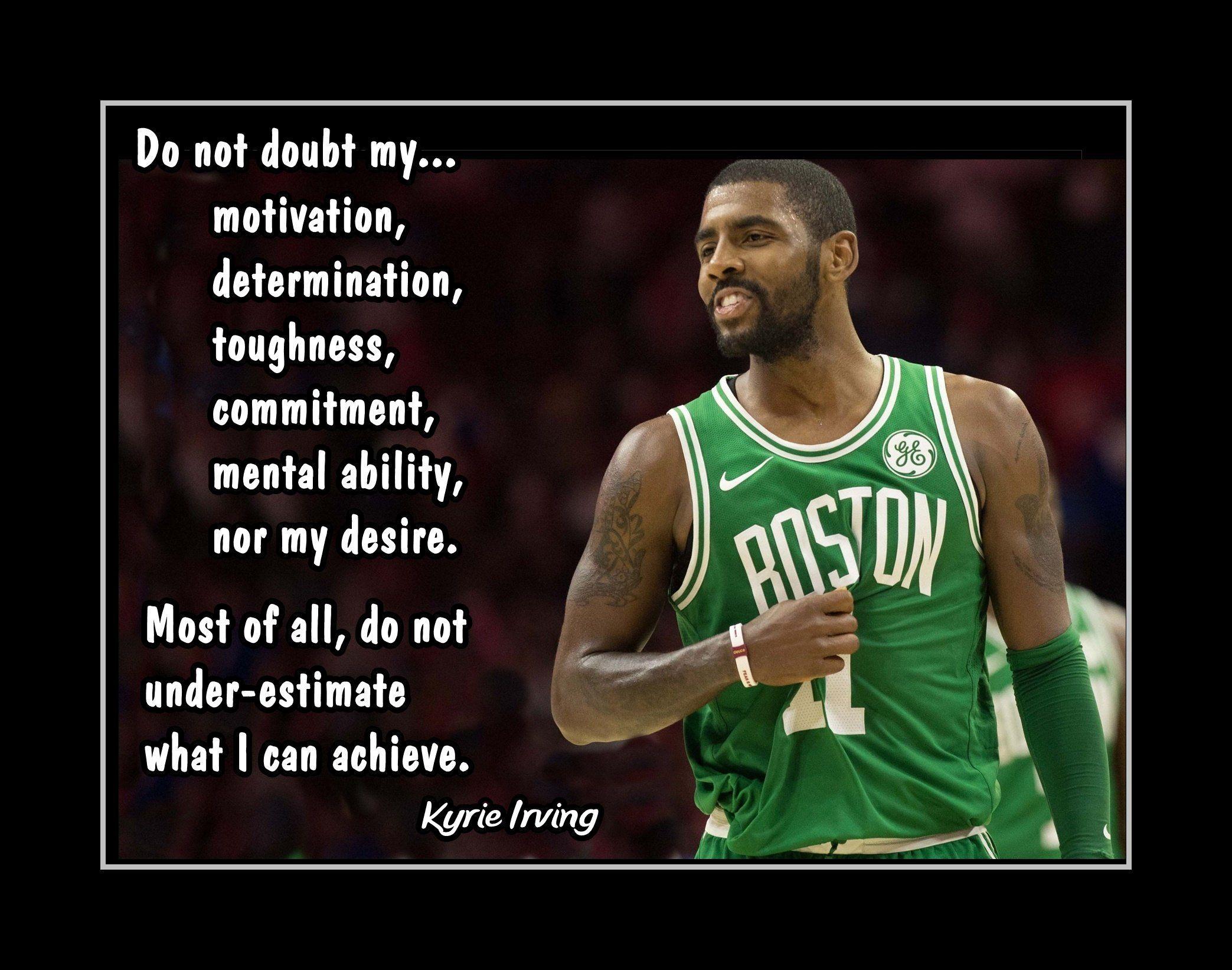 8ef09e0342d5 Basketball Motivation Poster