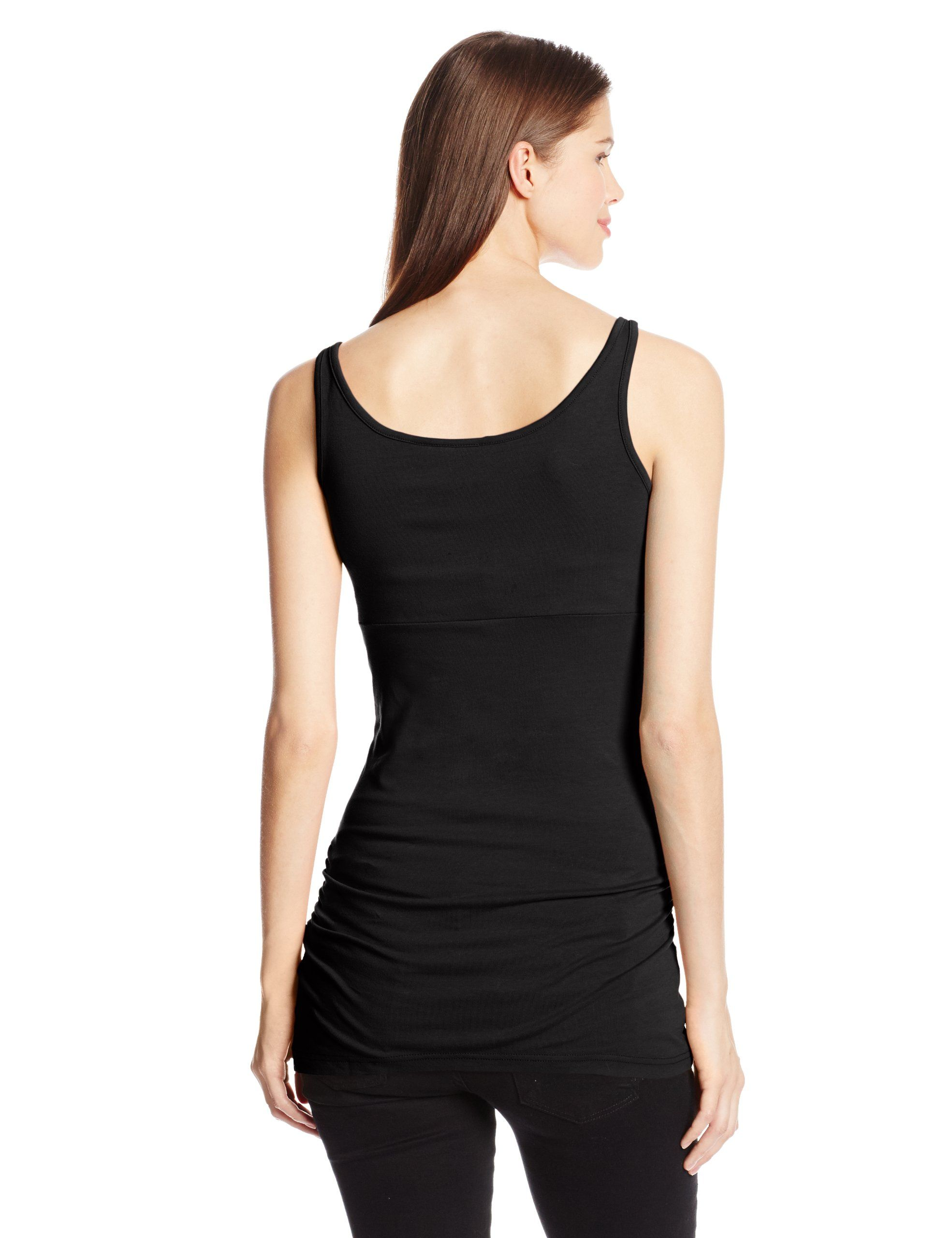 b9995f0053876 nursing tops - Goldenfox Womens Dreamy Comfort Cotton Seamless Maternity To  Nursing TankRose RedXXL ** Find out more at th…