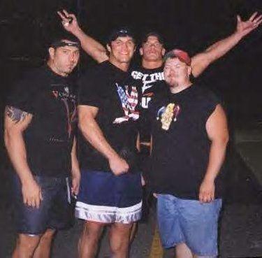 Dave Batista, Randy Orton, & John Cena in OVW | The Animal