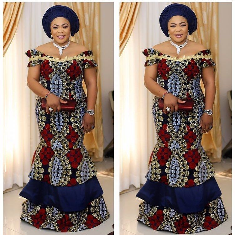 Yeah It Is Another Ankara Fashion Weekend In This Season There Are Even More Bright Co Latest African Fashion Dresses African Fashion Dresses African Fashion