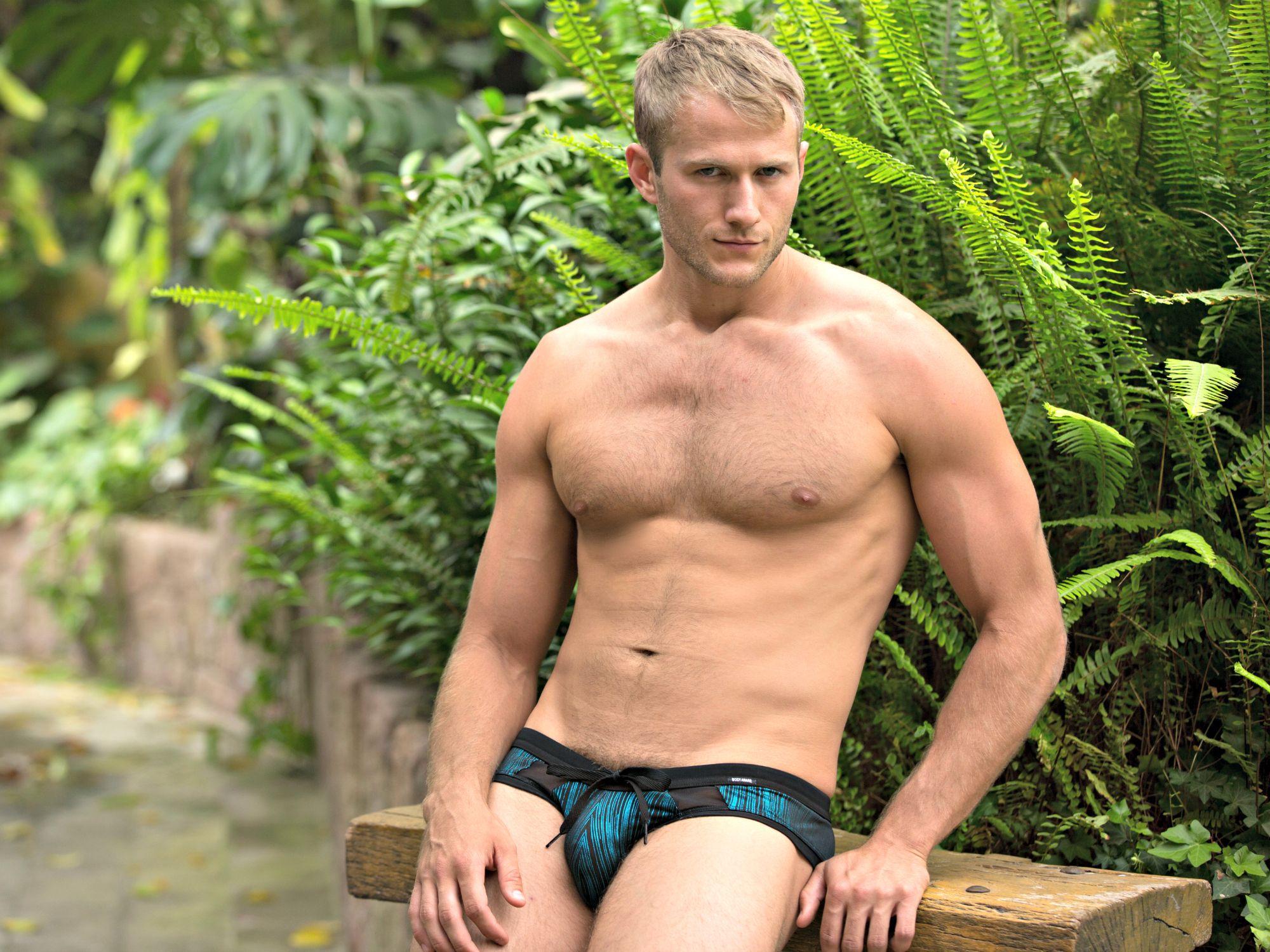 Pin by BodyAware Underwear on Male Model Underwear Hotties ...