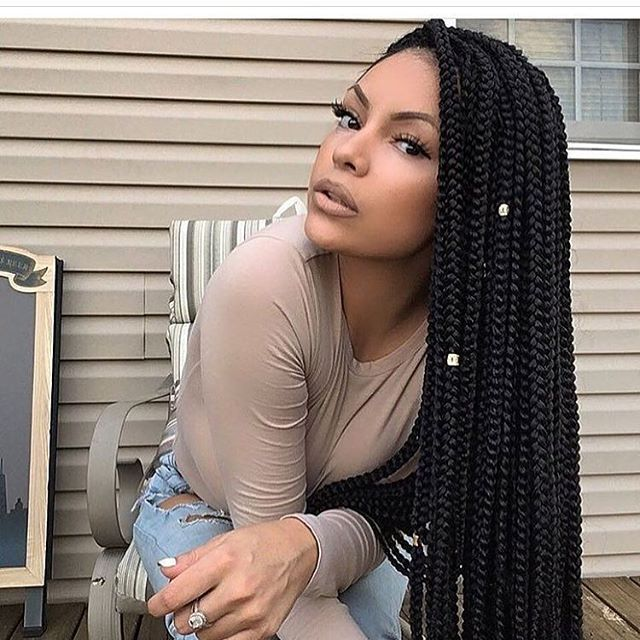 41inch Crochet Hair Extensions Synthetic Crochet Braids One Tone