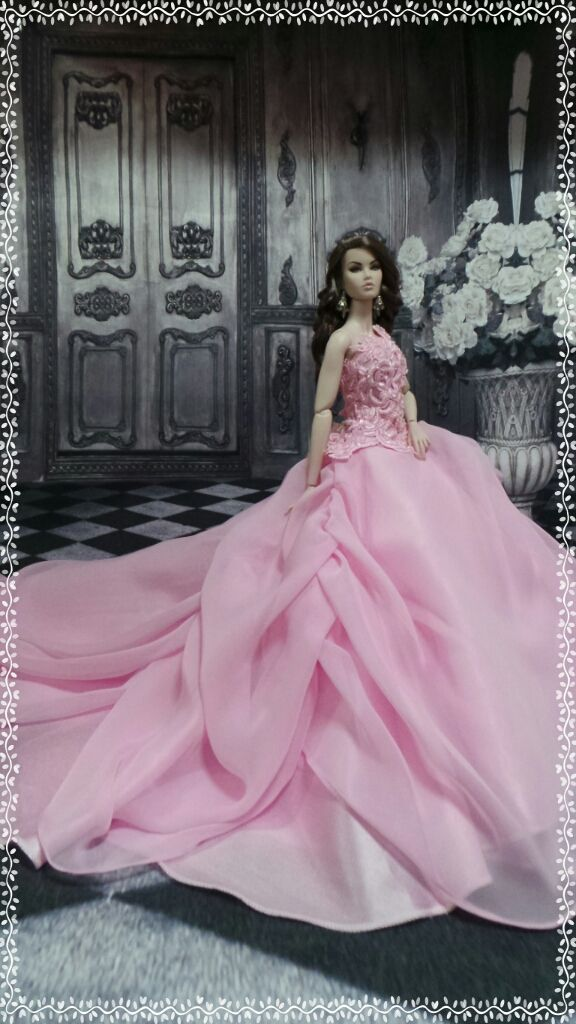 PKPP 302 Princess Wedding Gown Dress Outfit for Fr 16 Tyler Tonner ...